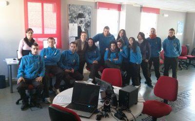 Taller de Redes Sociales, Más Allá del Cotilleo en Valdepeñas de Jaén