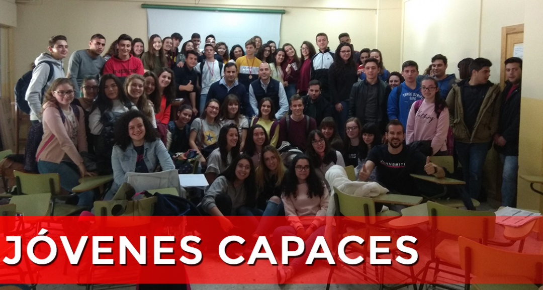 Jóvenes Capaces, creatividad y emprendimiento de la juventud de Jaén