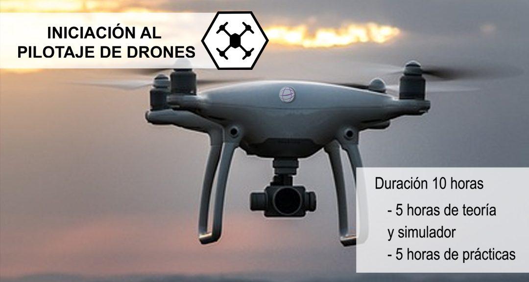 Iniciación al Pilotaje de Drones