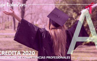 ACREDITA 2020 – Primera Convocatoria de Andalcía