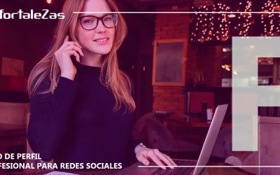 Foto de perfil para Redes Sociales