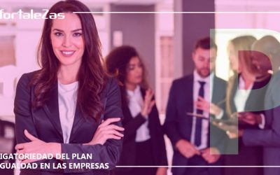Obligatoriedad del Plan de Igualdad en las Empresas (de 50 o mas trabajadores)