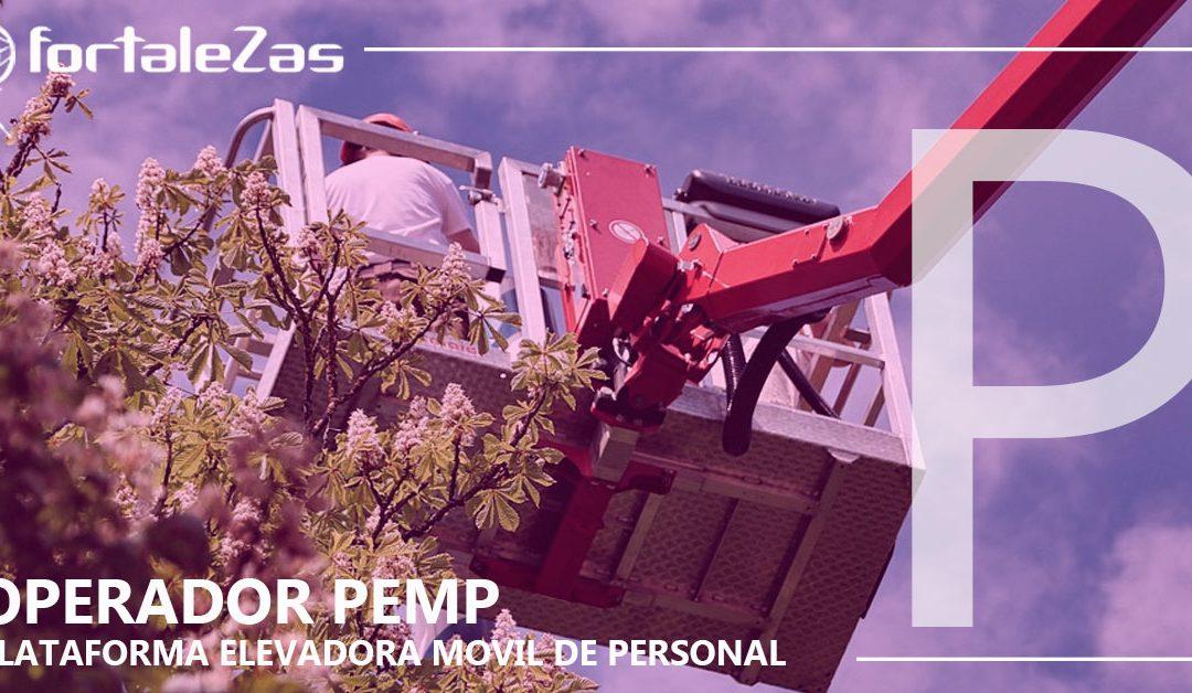 Operador de Plataforma Elevadora Movil Personal (PEMP)